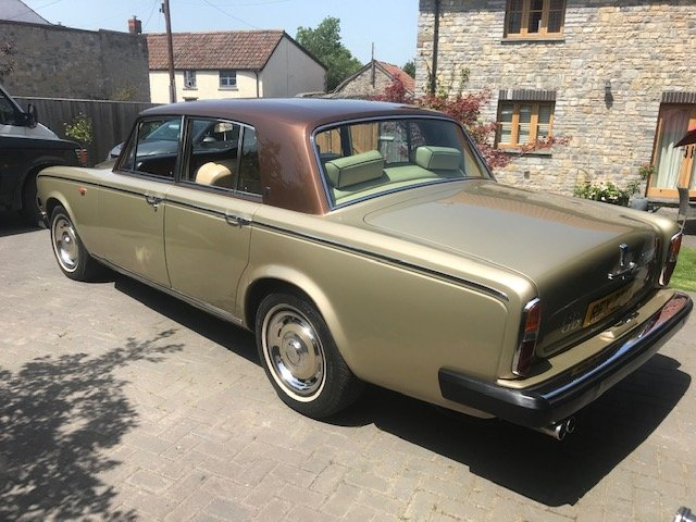 1978 Rolls Royce Silver shadow 2  For Sale (picture 4 of 6)