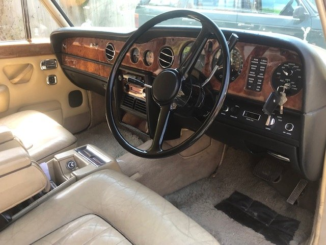 1978 Rolls Royce Silver shadow 2  For Sale (picture 5 of 6)