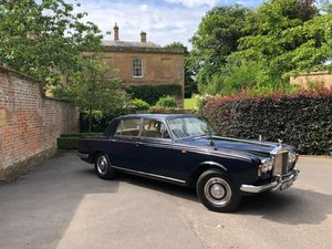 1968 Beautiful early Rolls Royce Chippendale Shadow For Sale