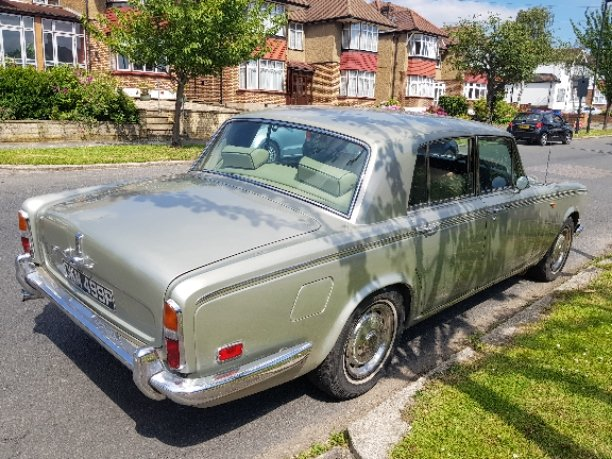 1976 Rolls Royce Shadow 1 Absoultley unbelivable find SOLD (picture 5 of 6)