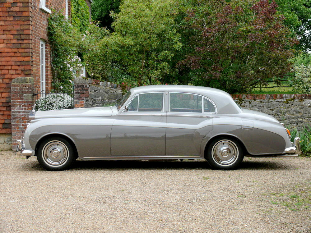 1956 Rolls-Royce Silver Cloud SC10 by James Young  For Sale (picture 1 of 6)