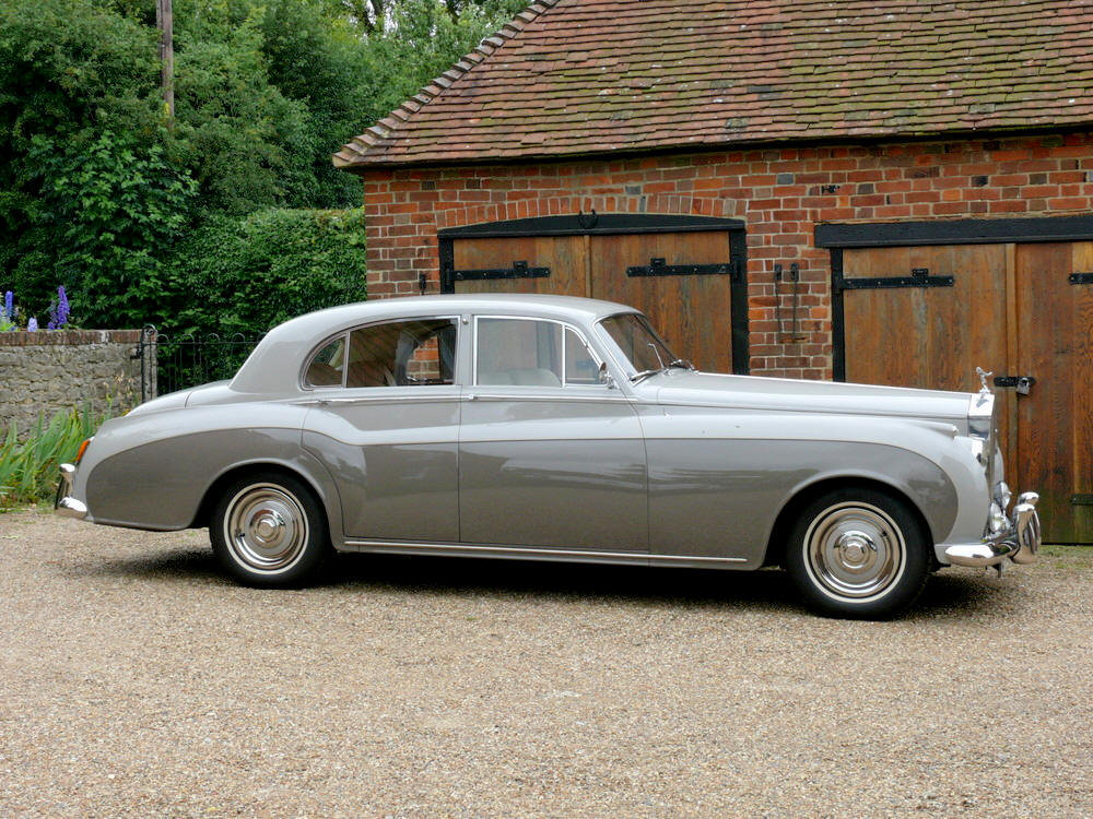 1956 Rolls-Royce Silver Cloud SC10 by James Young  For Sale (picture 3 of 6)