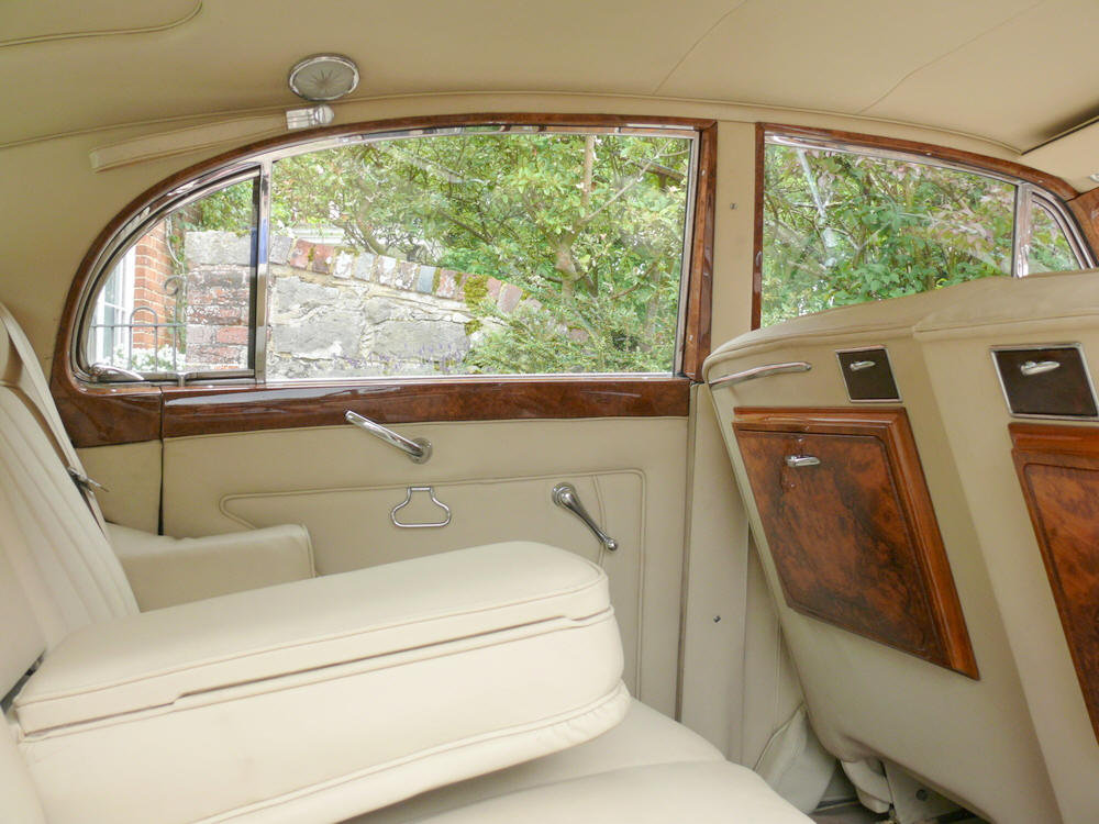 1956 Rolls-Royce Silver Cloud SC10 by James Young  For Sale (picture 5 of 6)