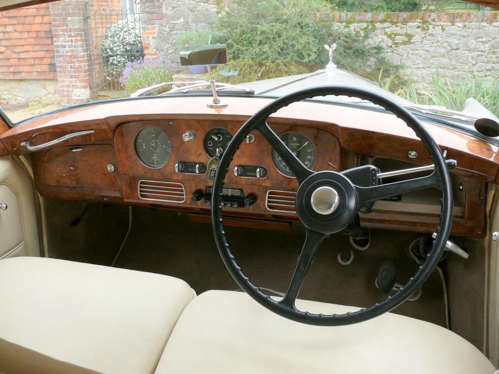 1956 Rolls-Royce Silver Cloud SC10 by James Young  For Sale (picture 6 of 6)