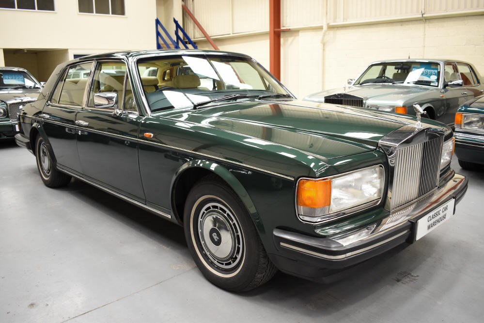 1993 Superb low mileage example with excellent history For Sale (picture 1 of 6)