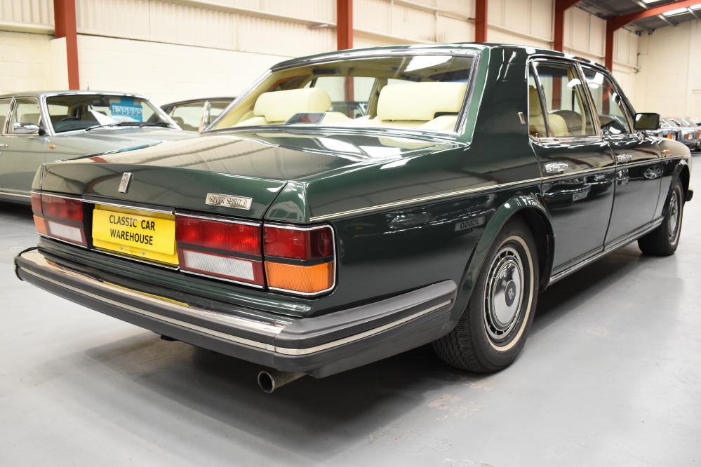 1993 Superb low mileage example with excellent history For Sale (picture 2 of 6)