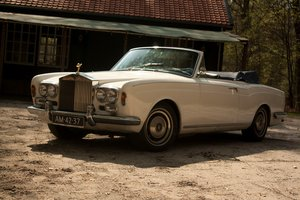 1971 Rolls Royce Corniche Convertible For Sale
