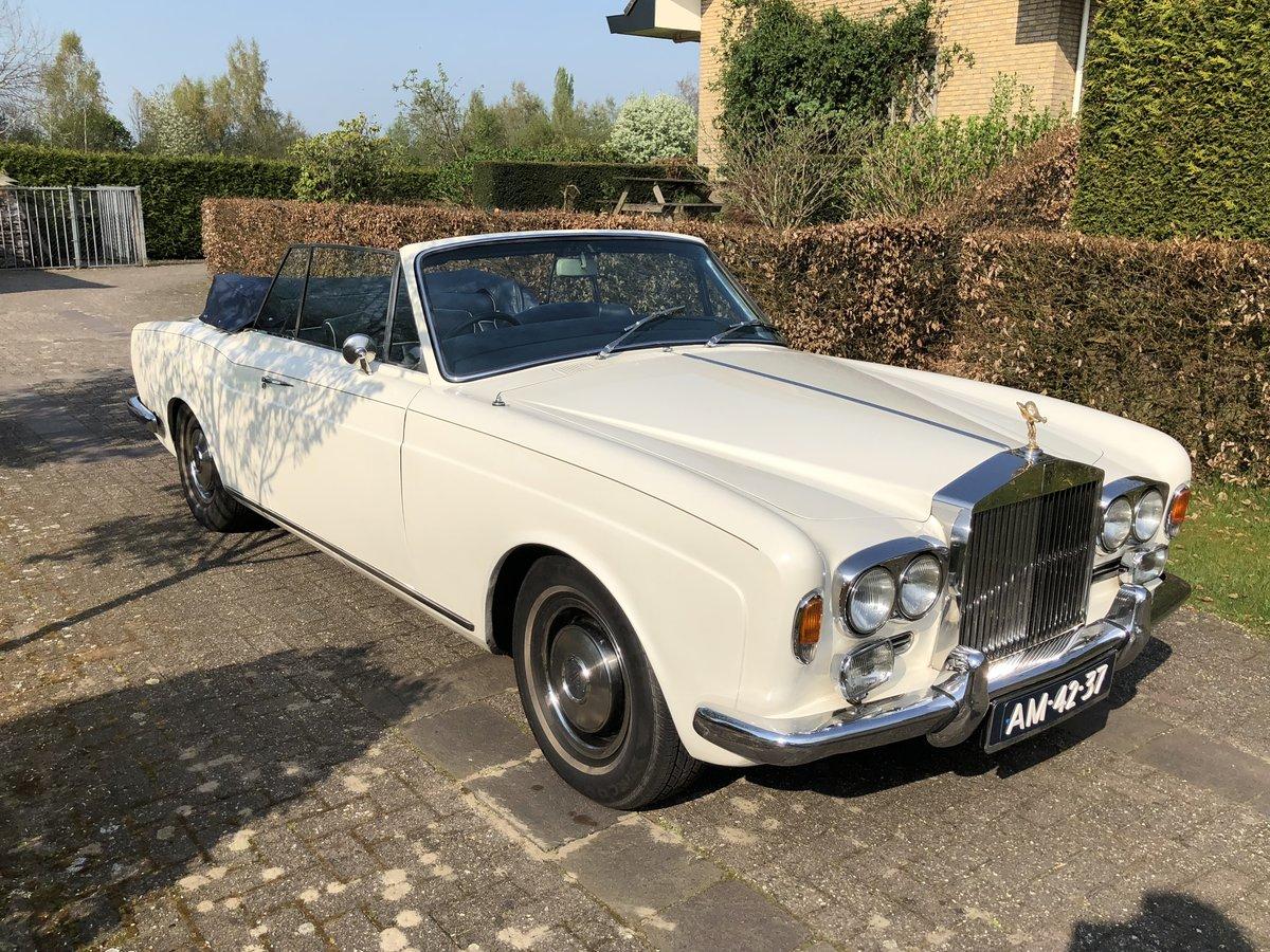 1971 Rolls Royce Corniche Convertible For Sale (picture 6 of 6)