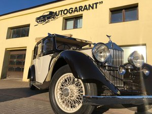1936 Rolls Royce 20/25 A.Mulliner For Sale