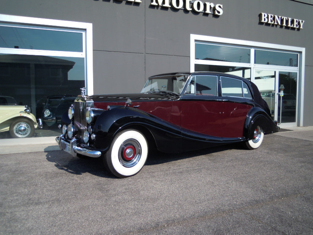 Rolls-Royce SW 1954 Freestone-Webb stunning and rare For Sale (picture 1 of 6)