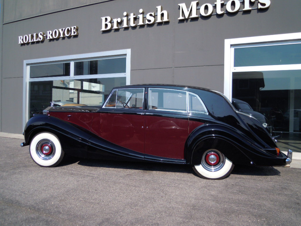 Rolls-Royce SW 1954 Freestone-Webb stunning and rare For Sale (picture 2 of 6)