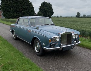 1970 Rolls Royce silver shadow 57k *barnfind, project* SOLD