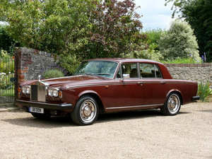 1980 Rolls Royce Silver Shadow II  For Sale