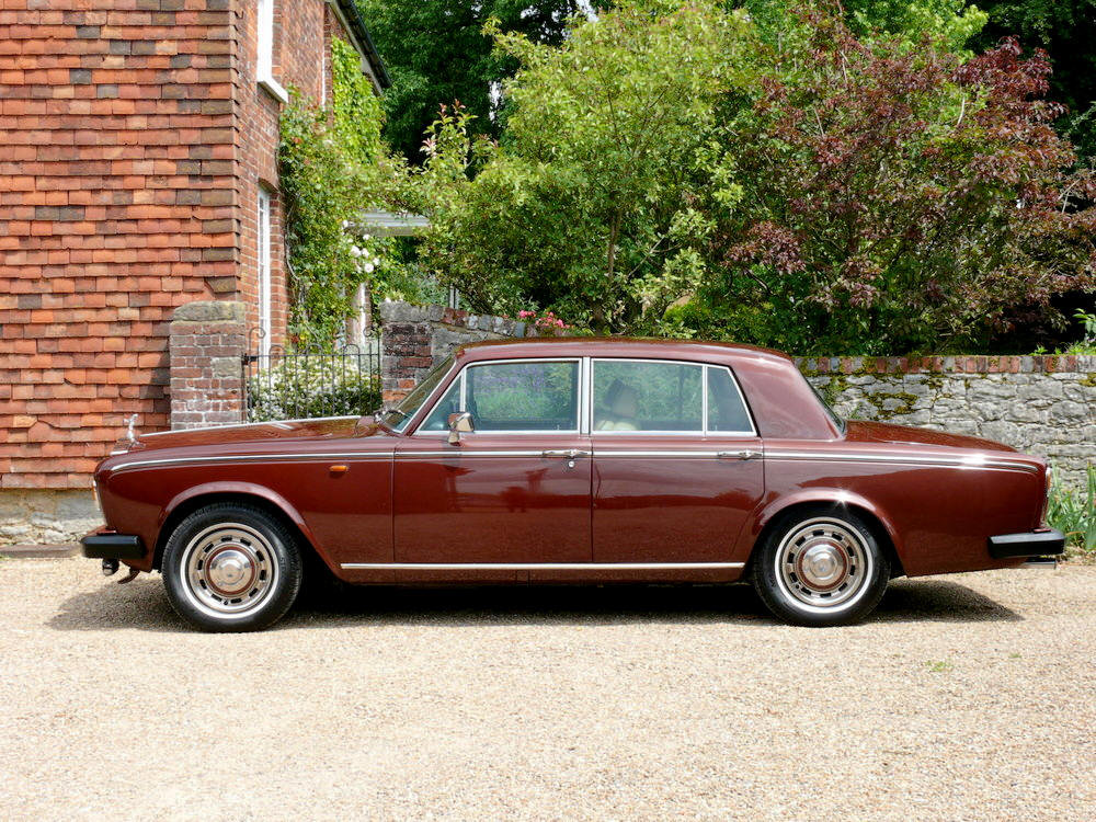 1980 Rolls Royce Silver Shadow II  For Sale (picture 2 of 6)