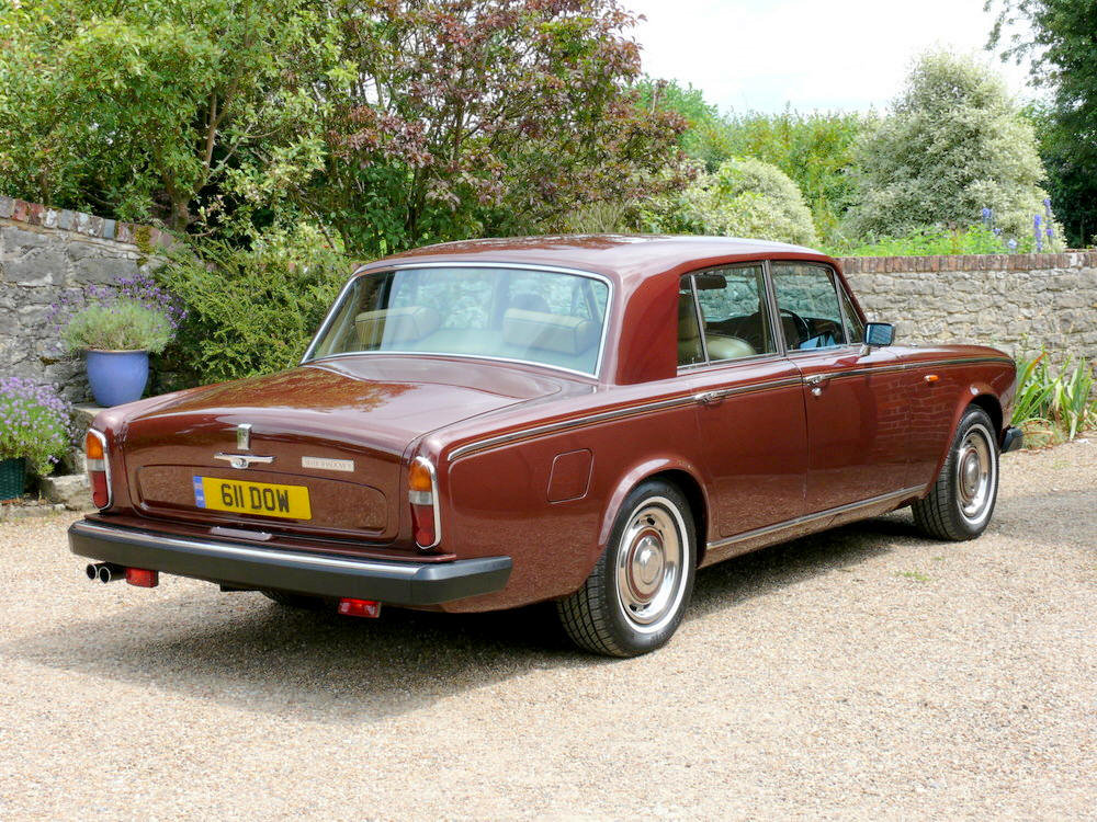 1980 Rolls Royce Silver Shadow II  For Sale (picture 3 of 6)