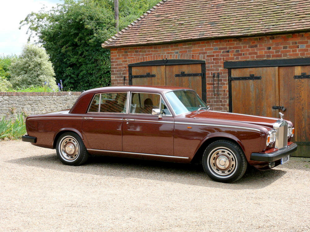1980 Rolls Royce Silver Shadow II  For Sale (picture 4 of 6)