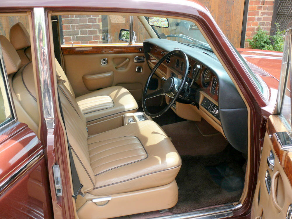 1980 Rolls Royce Silver Shadow II  For Sale (picture 5 of 6)