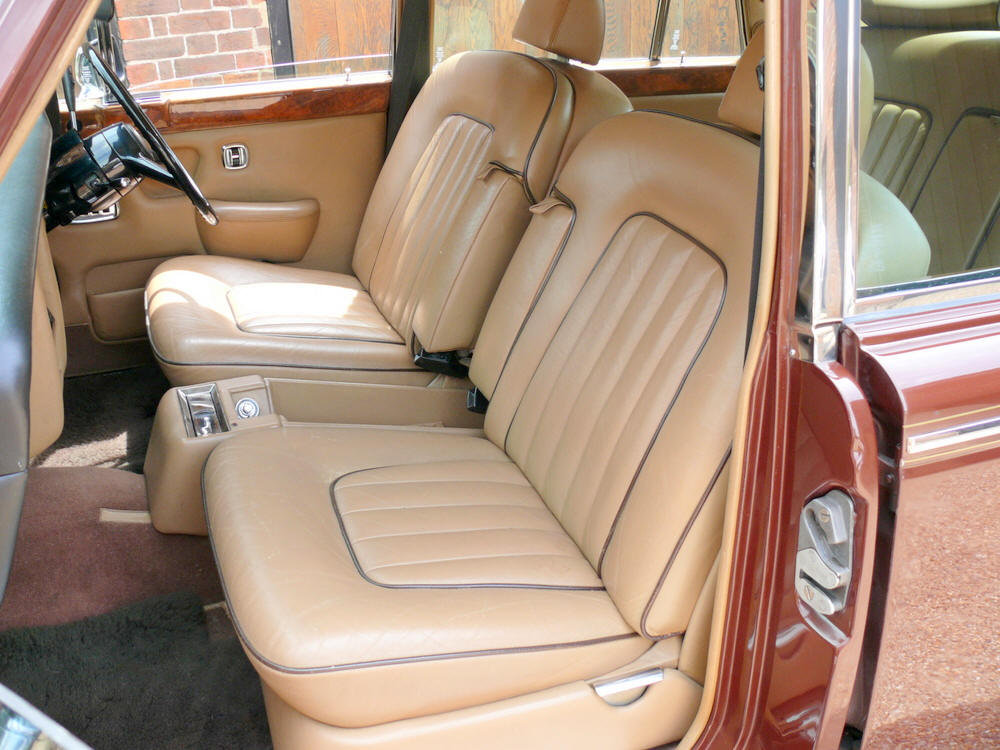 1980 Rolls Royce Silver Shadow II  For Sale (picture 6 of 6)