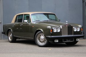 1979 Rolls Royce Silver Shadow II LHD For Sale