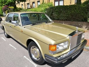 1982 Silver Spirit - Barons Tuesday 16th July 2019 For Sale by Auction