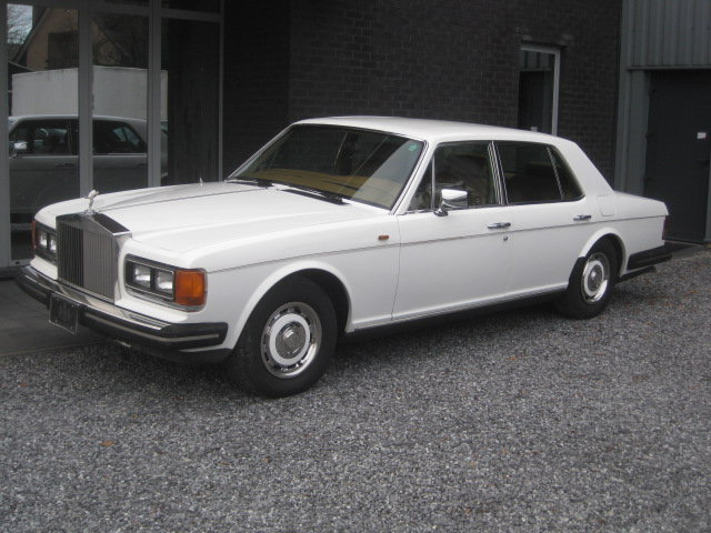 Rolls-Royce Silver Spirit 1981 ,1 Owner ! Rostfree! LH Drive For Sale (picture 1 of 6)