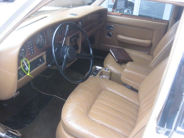 Rolls-Royce Silver Spirit 1981 ,1 Owner ! Rostfree! LH Drive For Sale (picture 2 of 6)
