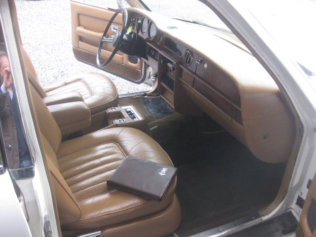 Rolls-Royce Silver Spirit 1981 ,1 Owner ! Rostfree! LH Drive For Sale (picture 5 of 6)