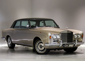 1968 Rolls Royce Silver Shadow MPW 2Door-Outstanding  For Sale