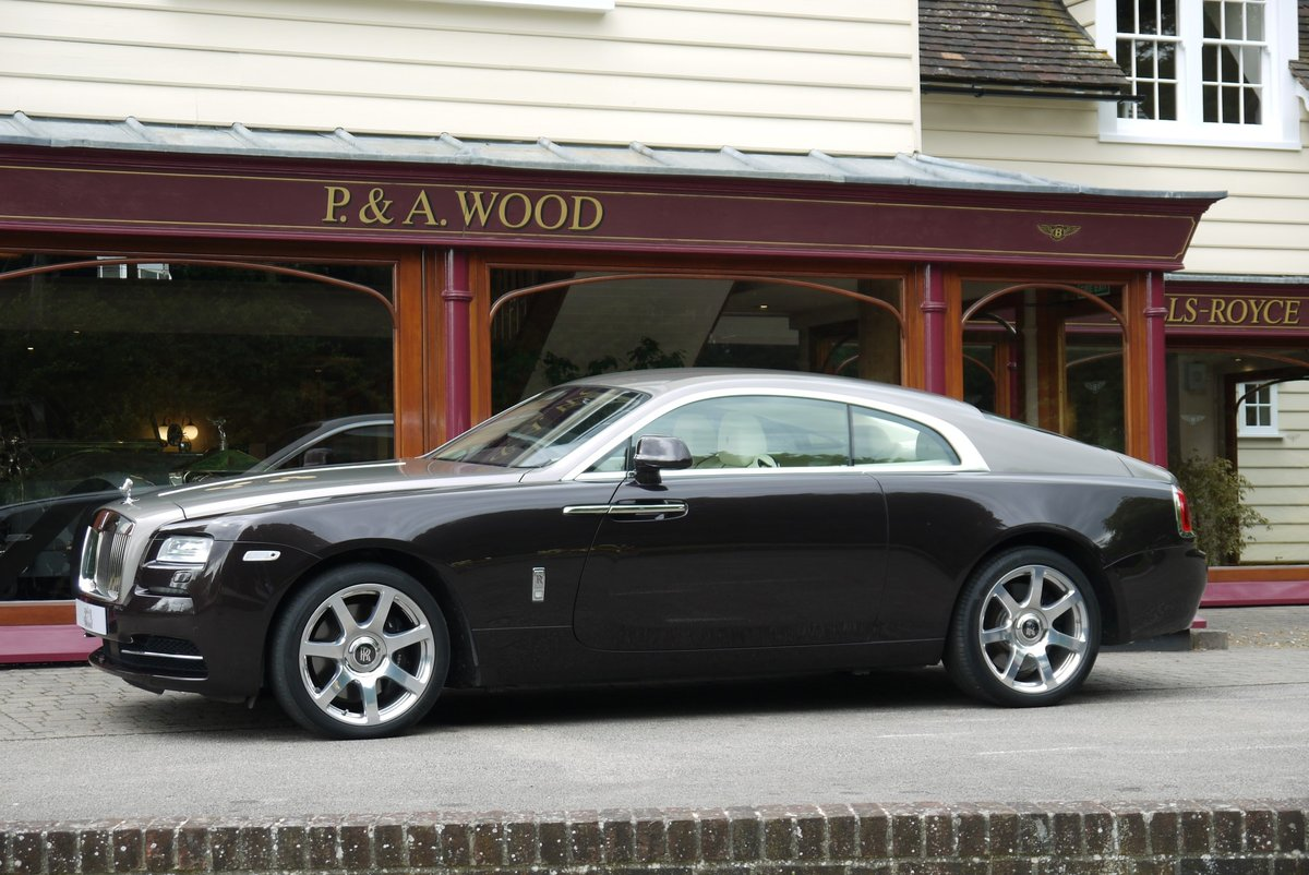 Rolls-Royce Wraith. March 2015 For Sale (picture 1 of 4)