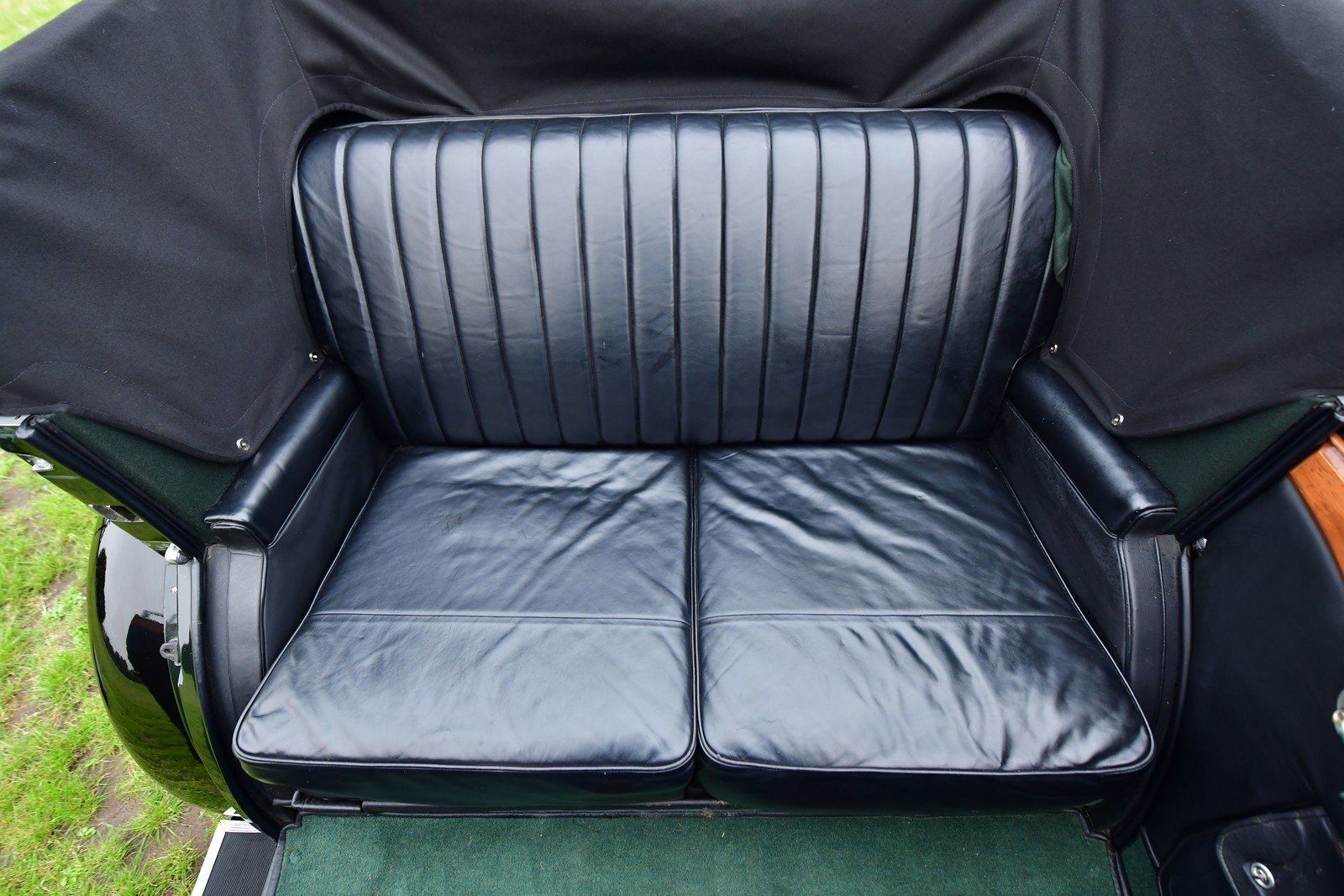 1938 Rolls-Royce Phantom III Four Light Cabriolet Coachwork  For Sale (picture 5 of 6)