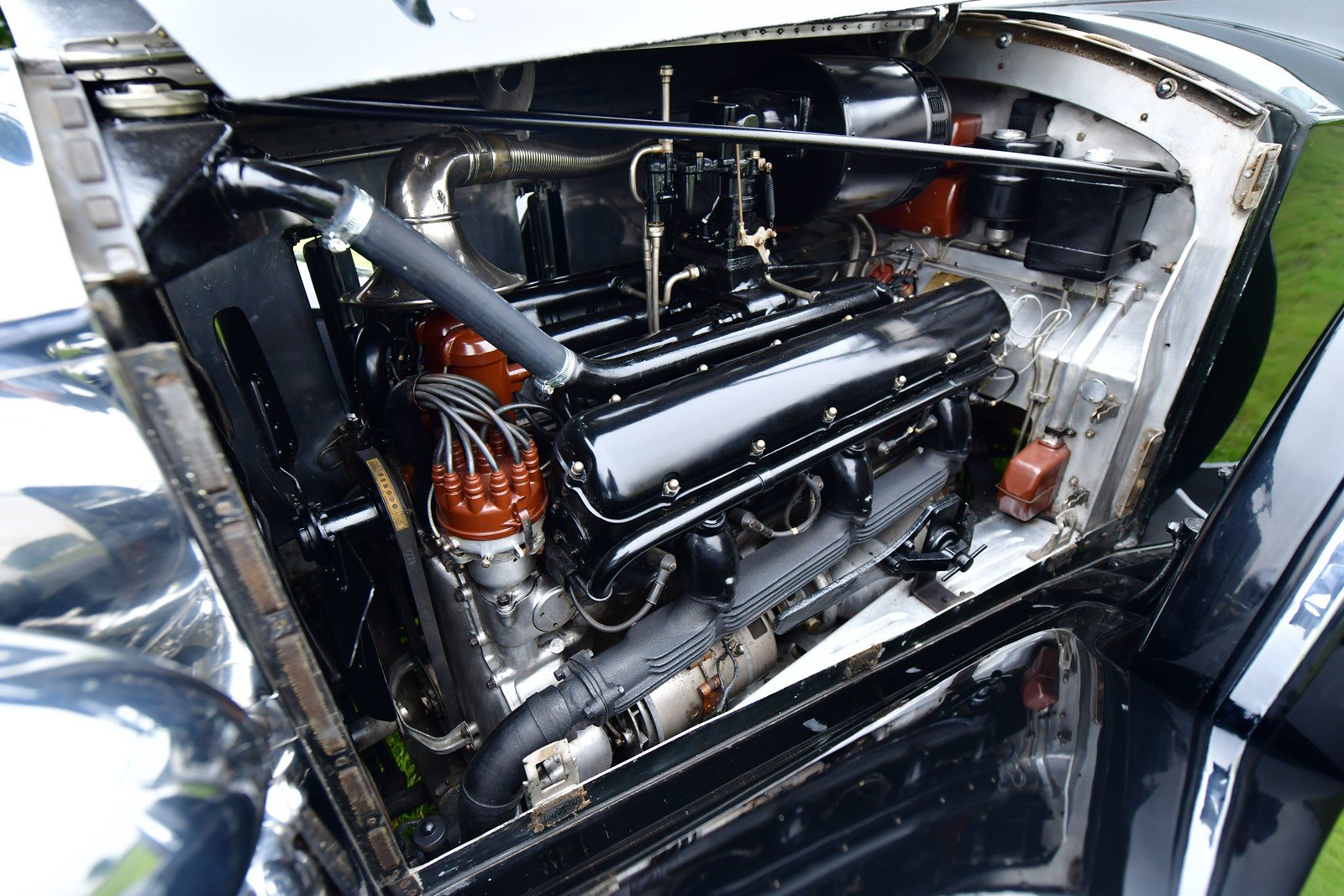 1938 Rolls-Royce Phantom III Four Light Cabriolet Coachwork  For Sale (picture 6 of 6)