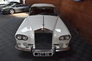 1964 Rolls Royce Mulliner Park Ward Drophead Coupe Rare 1 of 49 For Sale