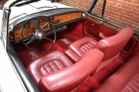 1964 Rolls Royce Mulliner Park Ward Drophead Coupe Rare 1 of 49 For Sale (picture 5 of 6)