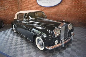 1962 62 Rolls Royce Silver Cloud II Drop Head Coupe 5.9k miles  For Sale