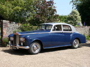 1963 Rolls-Royce Silver Cloud III   For Sale