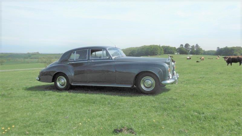 1965 Rolls-Royce Silver Cloud III. For Sale (picture 1 of 6)