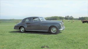 1965 Rolls-Royce Silver Cloud III. For Sale