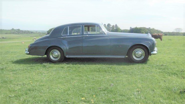 1965 Rolls-Royce Silver Cloud III. For Sale (picture 2 of 6)