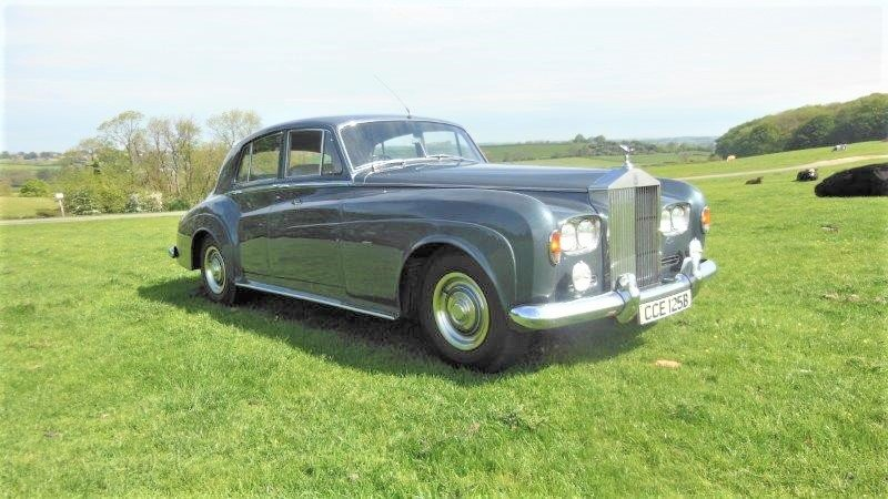 1965 Rolls-Royce Silver Cloud III. For Sale (picture 3 of 6)