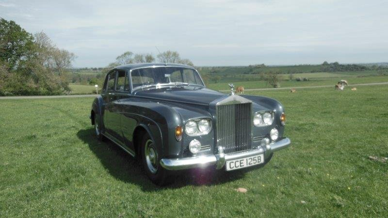1965 Rolls-Royce Silver Cloud III. For Sale (picture 4 of 6)