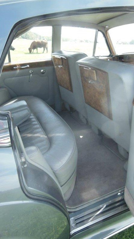1965 Rolls-Royce Silver Cloud III. For Sale (picture 5 of 6)