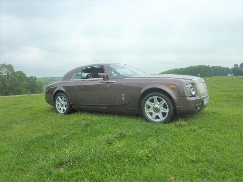 2009 Rolls Royce Phantom Coupe For Sale (picture 1 of 6)