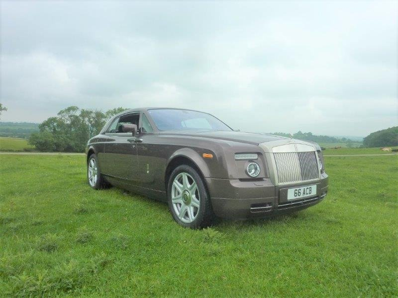 2009 Rolls Royce Phantom Coupe For Sale (picture 2 of 6)