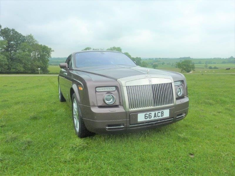 2009 Rolls Royce Phantom Coupe For Sale (picture 4 of 6)