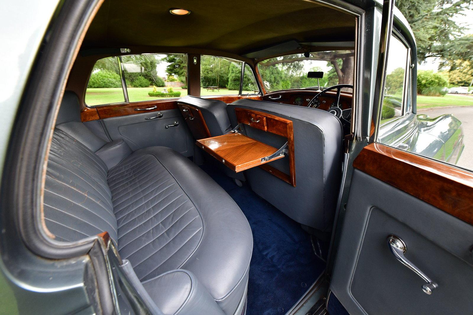 1958 Rolls-Royce Silver Cloud Standard Steel Saloon For Sale (picture 5 of 6)