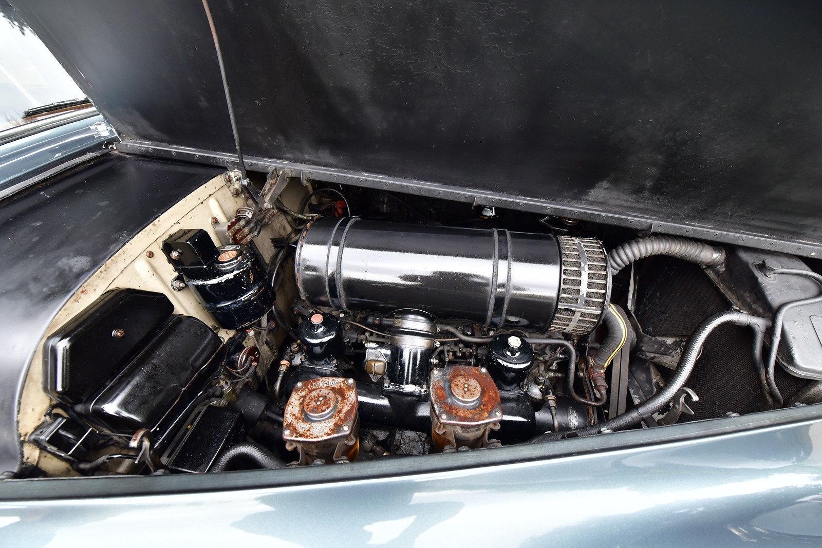 1958 Rolls-Royce Silver Cloud Standard Steel Saloon For Sale (picture 6 of 6)