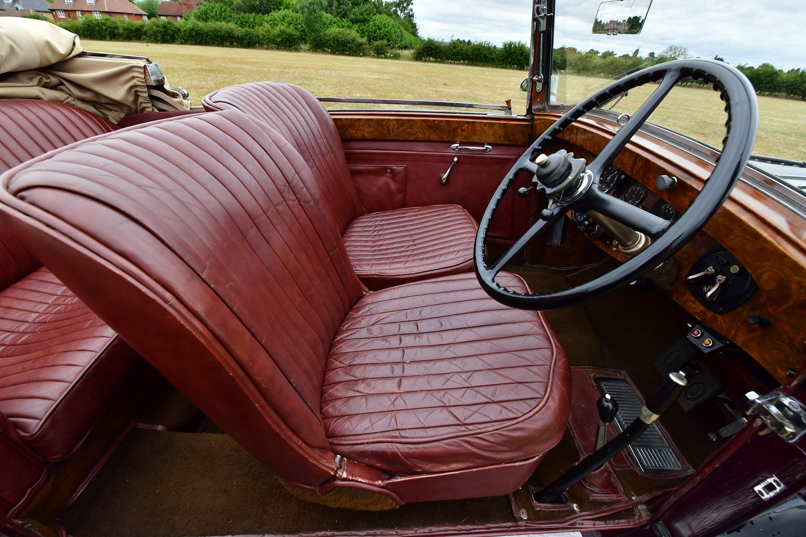 1928 Rolls Royce 20hp 3 position drophead by Wylder For Sale (picture 4 of 6)