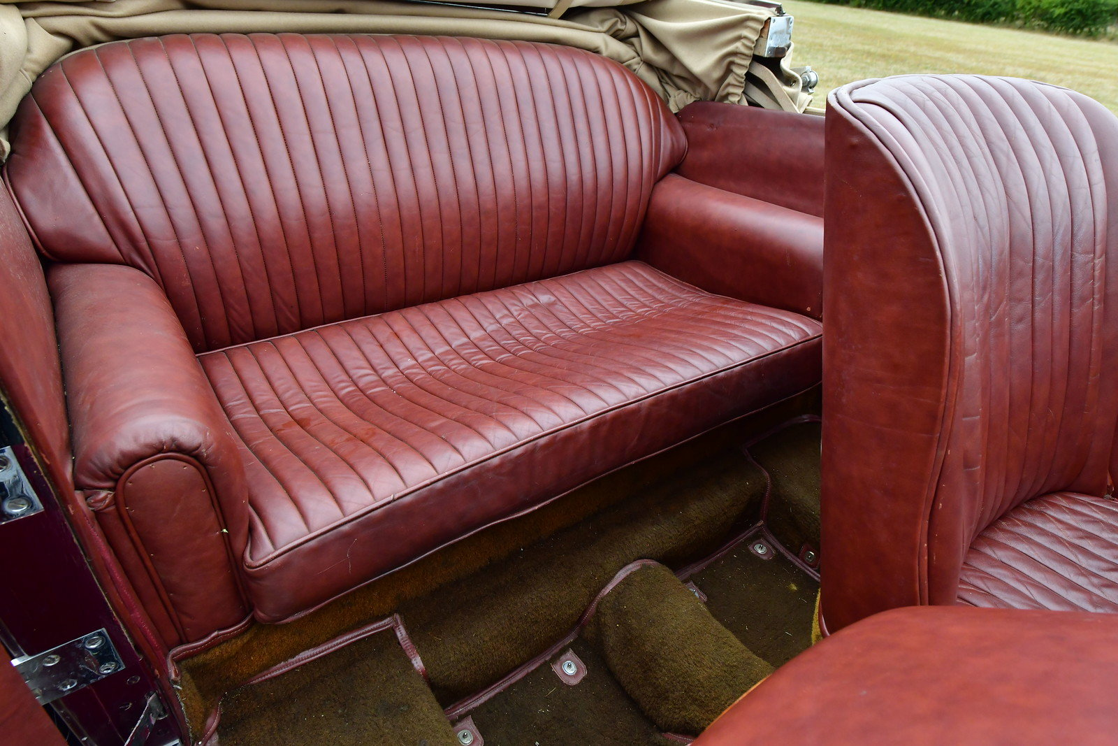 1928 Rolls Royce 20hp 3 position drophead by Wylder For Sale (picture 5 of 6)