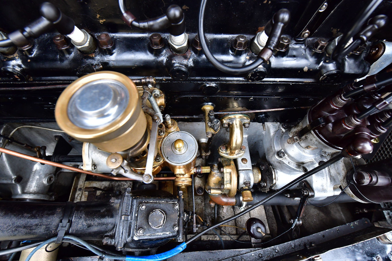 1928 Rolls Royce 20hp 3 position drophead by Wylder For Sale (picture 6 of 6)