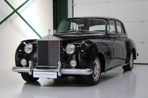 1961 Rolls Royce Silver Cloud II RHD Restored For Sale